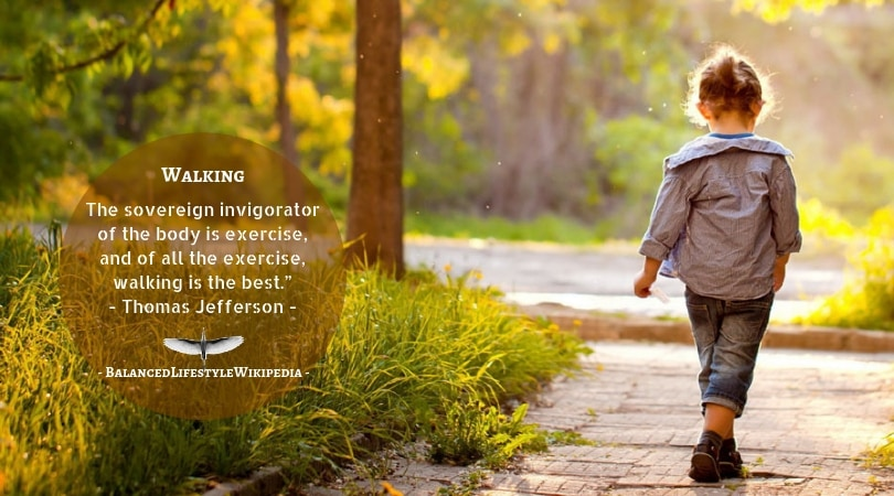 walking - best exercise for all ages