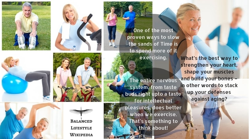 Anti-Aging Exercise Strategies
