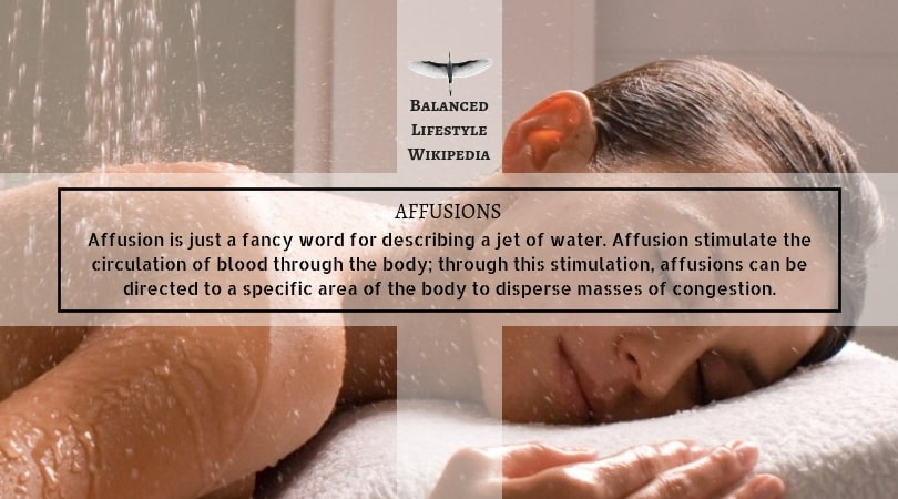 Affusion - Water Jets