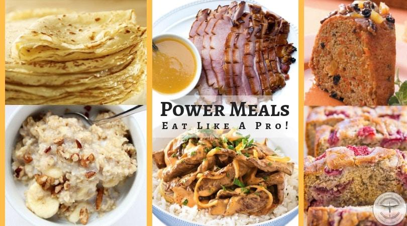 15 Power Meals: Eat Like A Pro!