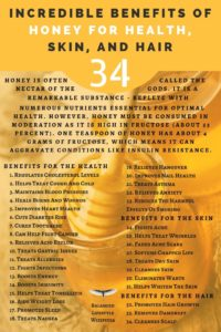 34 Incredible Benefits Of Honey For Health, Skin, And Hair