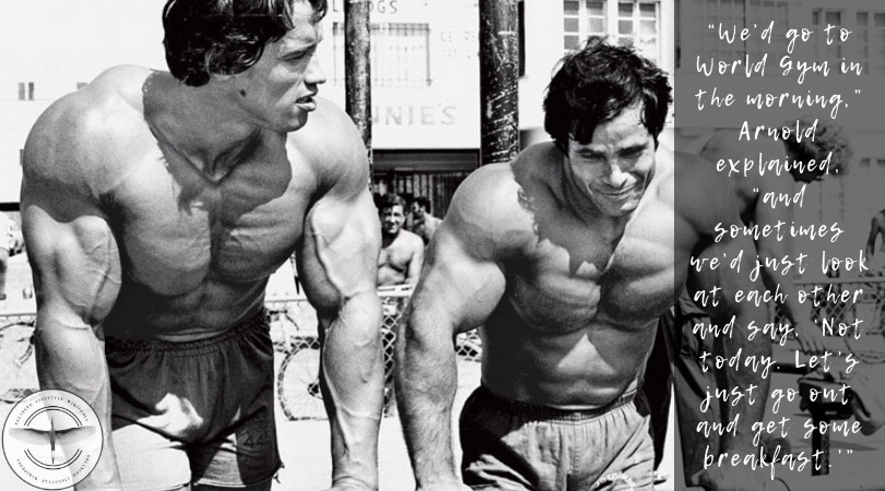how does Arnold train