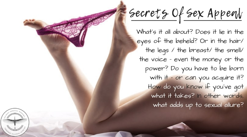 secrets of sex appeal