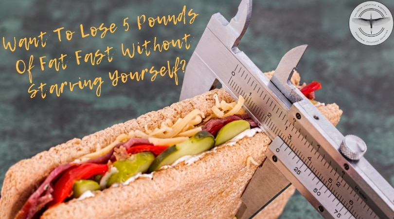 weight loss without starving
