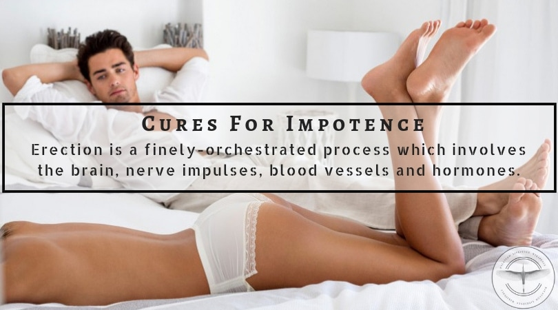 cures for impotence