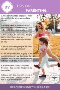 7 Tips On Parenting