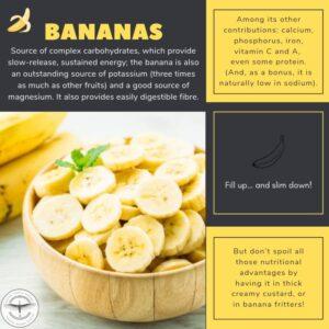 Banana - Fill up Slim down
