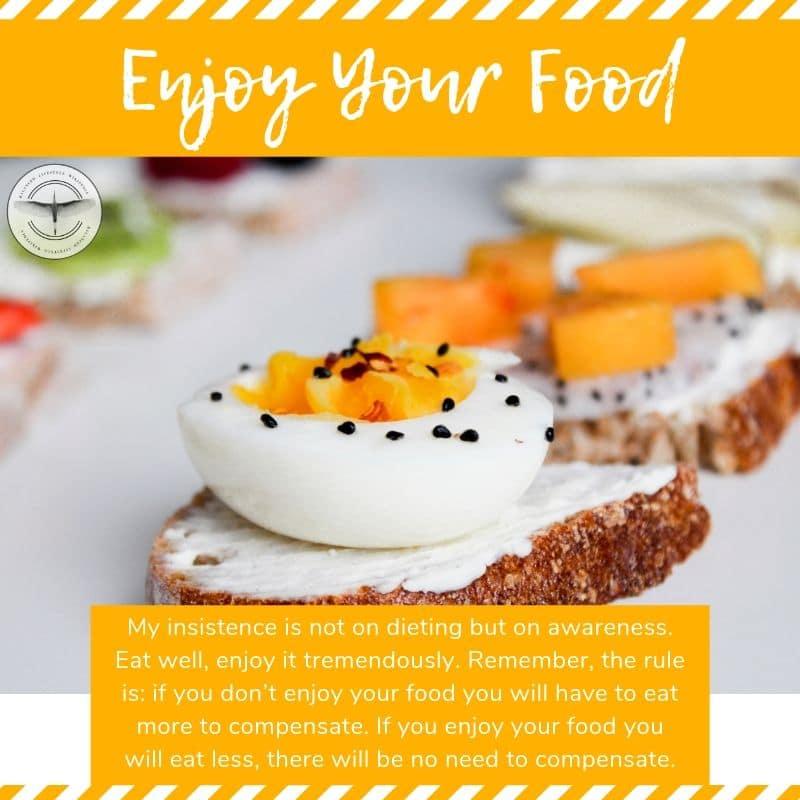 Enjoy Your Food