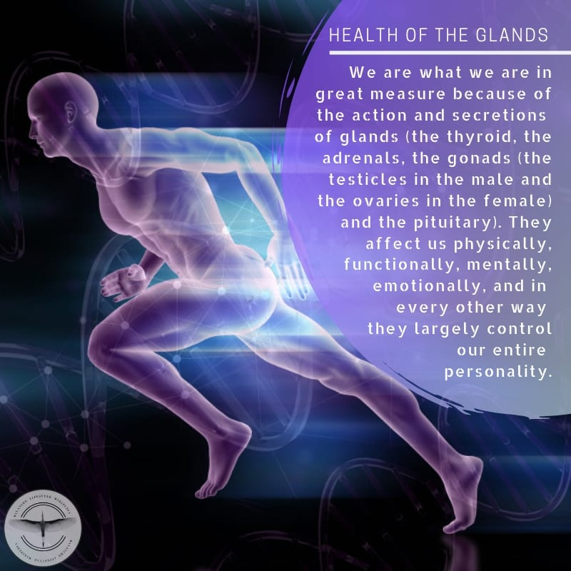 Health of the Glands